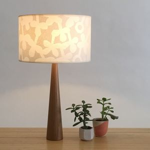 Clover Haze Large Lampshade