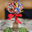 Edible Chocolate Tree Covered With Cadbury Celebrations