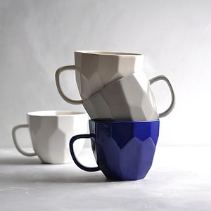 Geometric Cup - autumn home updates