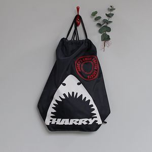 Personalised 'Shark' Swimming Bag - children's accessories