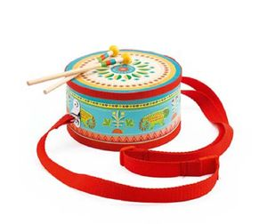 Children's Wooden Hand Drum - creative activities
