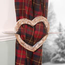 Amore Wooden Curtain Tie