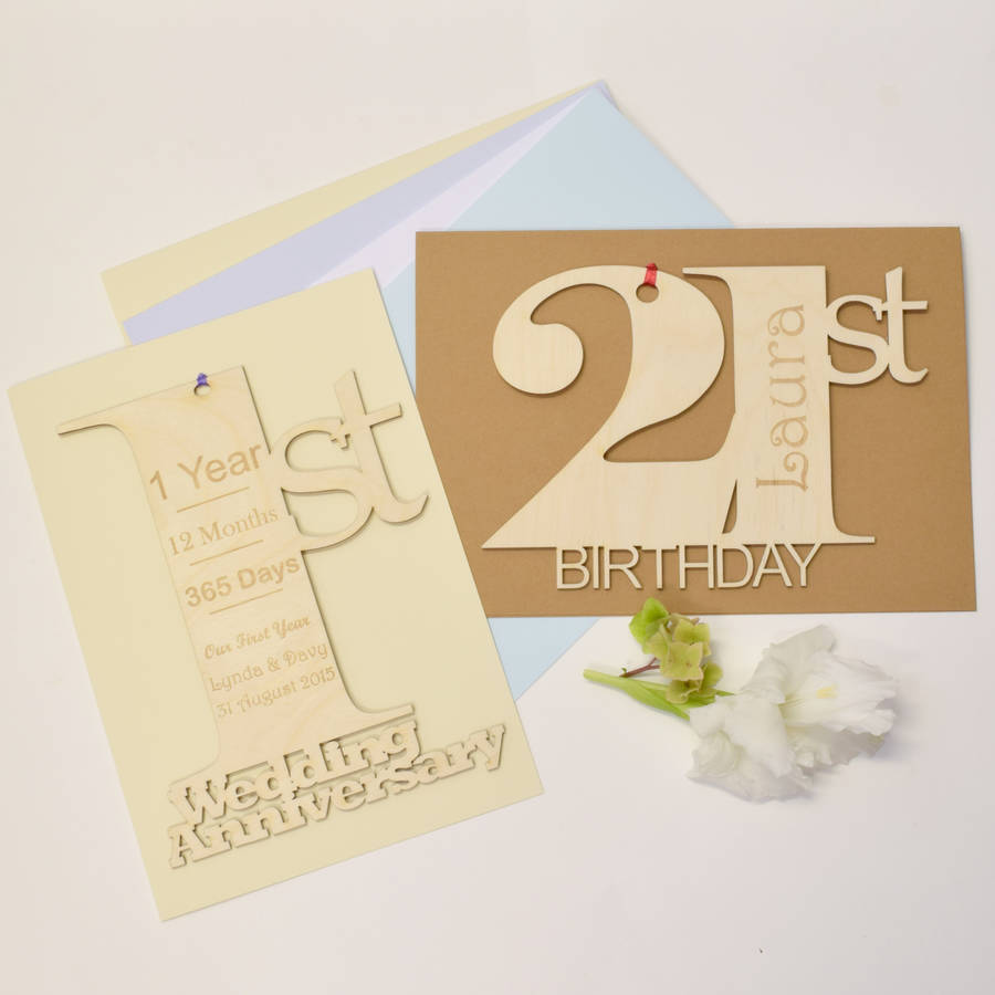 wedding anniversary card pictures%0A Personalised Giant  st Wedding Anniversary Card