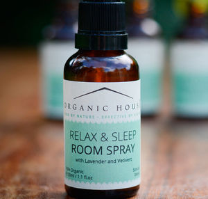 Relax And Sleep Room Pillow Spray - home accessories
