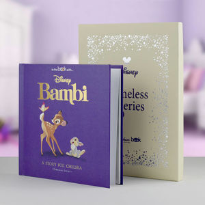 Personalised Disney Bambi Gift Boxed Book - for new mums