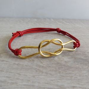 Infinity Knot Bracelet - what's new
