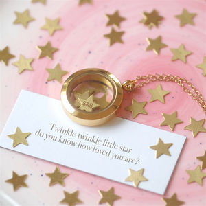'Do You Know How Loved You Are' Necklace - flower girl gifts