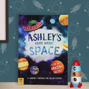 Personalised Book About Space: Birthday Gift