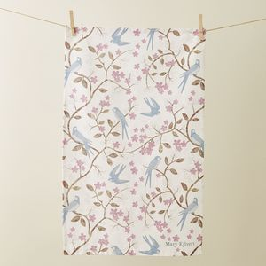 Swallows Tea Towel
