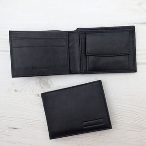 Men's Mini Leather Wallet
