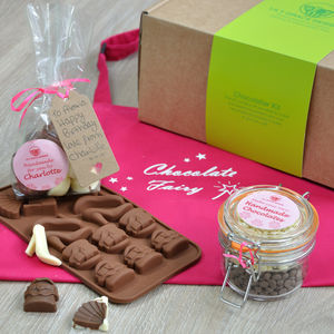 Handbag And Shoes Lovers Chocolate Making Kit