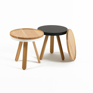 Batea Side Tray Table - side tables