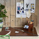 Home Office Tailored Desk Set