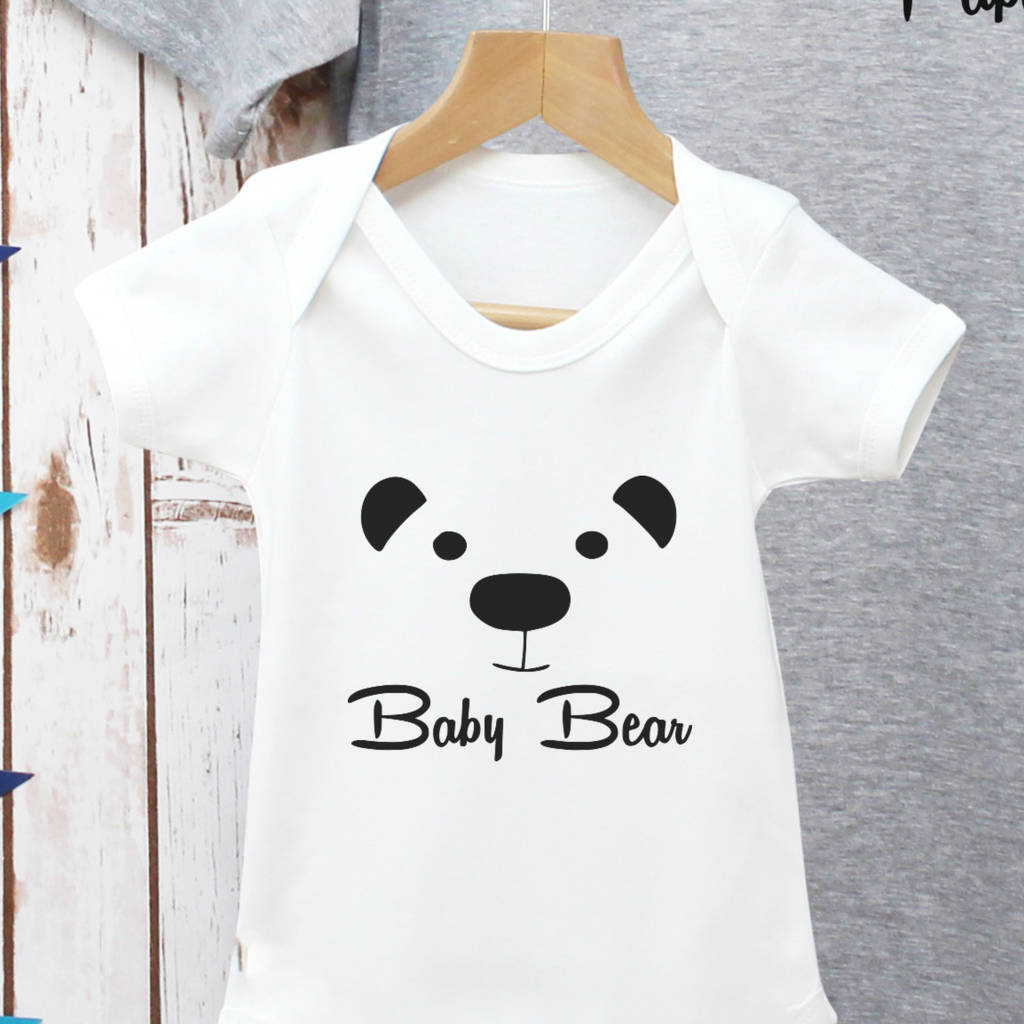 57d0a35c papa bear and baby bear matching t shirt set by betty bramble ...