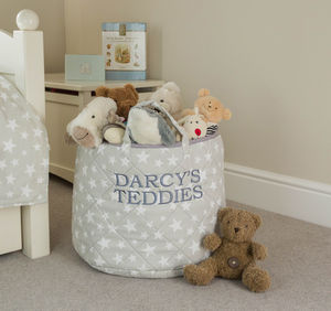 Star Design Toy Storage Basket Range - storage & organisers