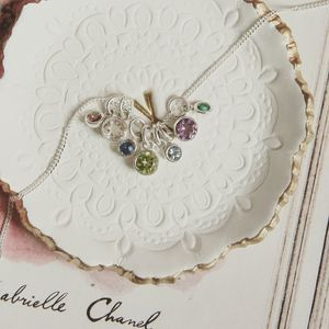 Birthstone Charms - birthstone jewellery gifts