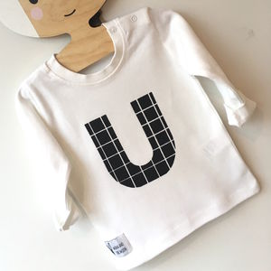 Personalised Kids And Babies White Long Sleeve T Shirt - clothing