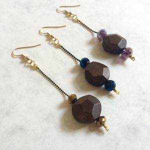 Abigail Earrings - earrings