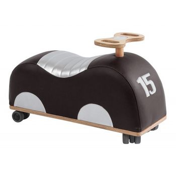Kid's Ride On Retro Racing Car
