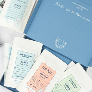 Three Month Luxury Tea Gift Bag Subscription