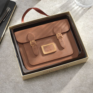 Chocolate Satchel - novelty chocolates