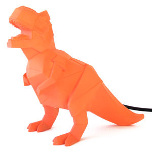 Dinosaur Lamp - easter decorations