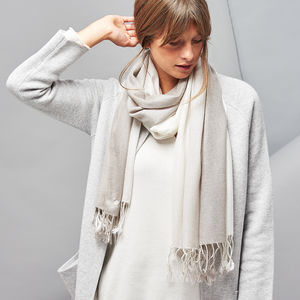 Soft Ombre Scarf - gifts for her