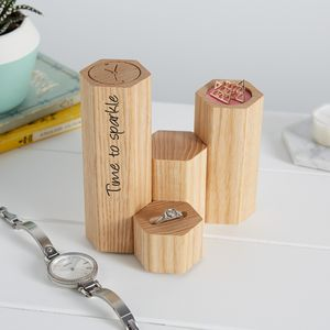 Personalised Ladies Watch And Jewellery Stand