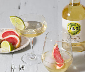 Persian Lime Margarita Craft Tequila Cocktail