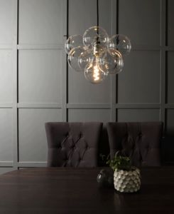 Bubble Chandelier Light - pendant lights