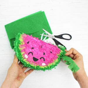 Watermelon Pinata Beginner Craft Kit