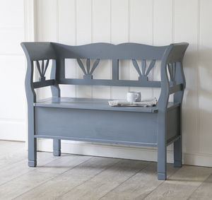 Hungarian Settle Bench - kitchen