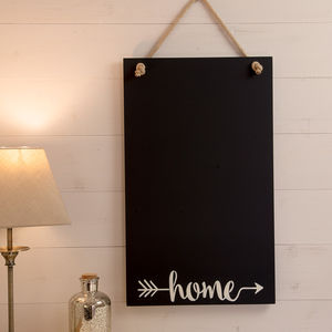 Home Chalkboard - kitchen