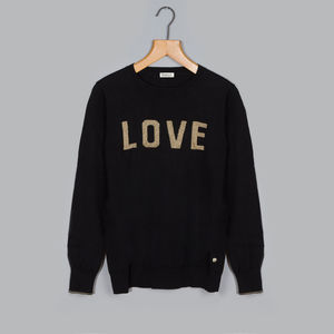 Love Charity Cashmere Sweater - jumpers & cardigans