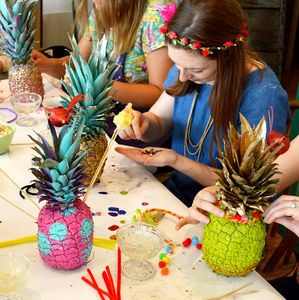 Pimp My Pineapple Workshop For Two - experiences