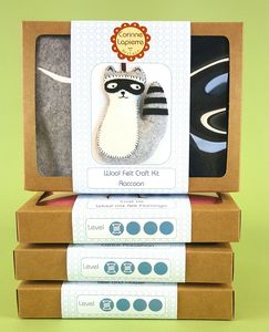 Felt Animal Mini Craft Kits
