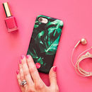 Tropical Leaf iPhone Cases