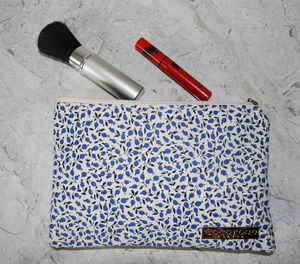 Liberty Fabric Make Up Bags