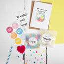 Personalised Celebration/Birthday Party Box