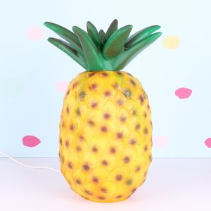 Large Pineapple Light - desk lamps