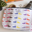 Rainbow Crickets Wash Bag
