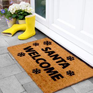 Christmas Doormat - christmas home