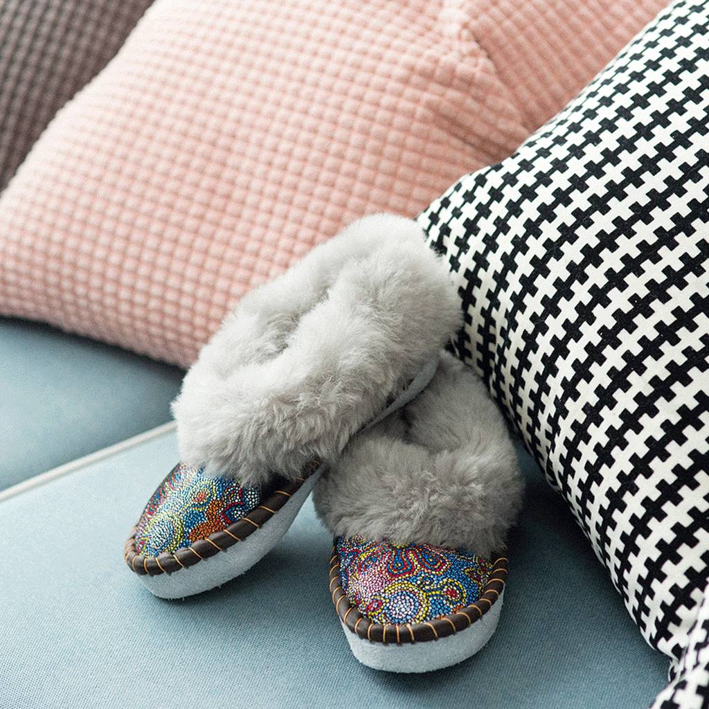 335b945cb22 mosaic grey sheepers slippers by sheepers