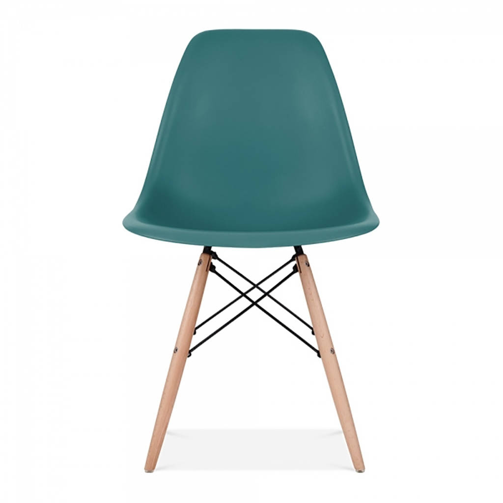 eames style dsw wood base chair 20 colours available by. Black Bedroom Furniture Sets. Home Design Ideas