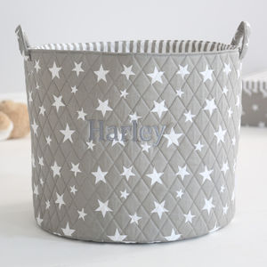 Large Star Storage Bag - baby's room