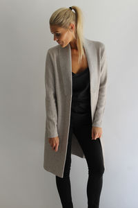 Cashmere Cardigan - new in fashion