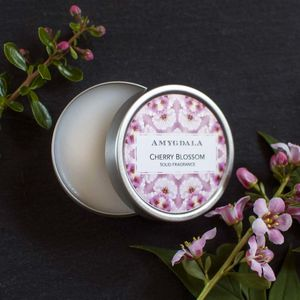 Cherry Blossom Solid Perfume - gifts for friends