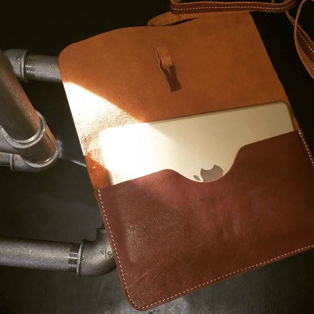 Leather iPad Mini Case
