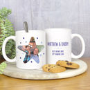 Best Friends Father's Day Mug For Daddy Or Grandad