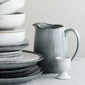 Broste Copenhagen Nordic Sea Tableware - the new nautical